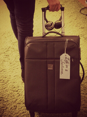 5. Life In A Suitcase