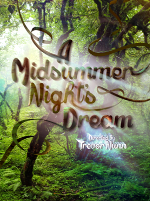 A Midsummer Night's Dream Web Poster