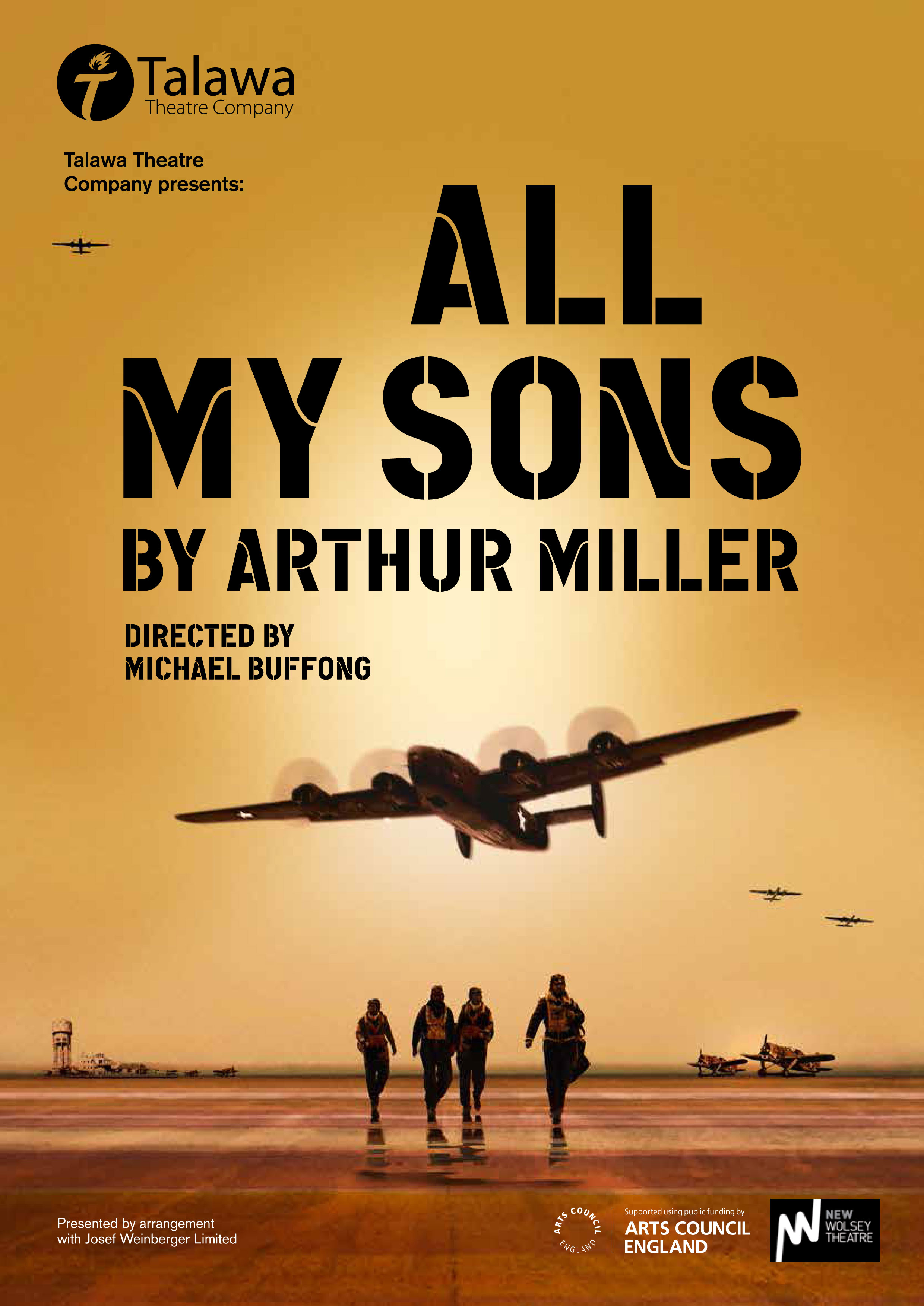 All My Sons at the Rose Theatre, Kingston