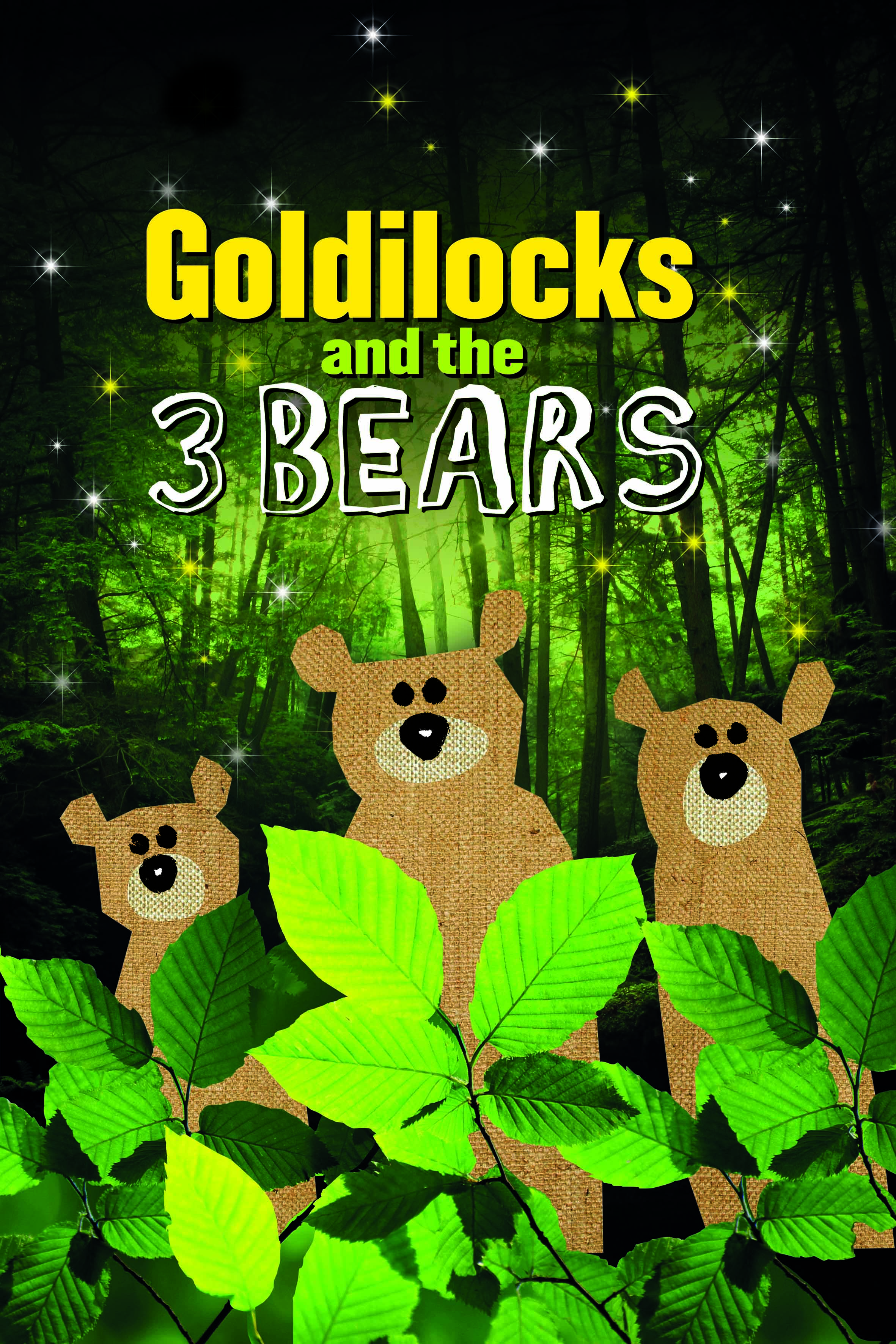 Goldilocks And The Three Bears At The New Wolsey Theatre